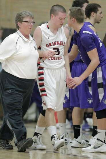 Minus Jack Taylor, Grinnell's basketball team has another unforgettable game
