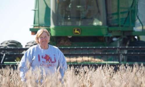 America Needs Female...Farmers? One Hampton farmer thinks so