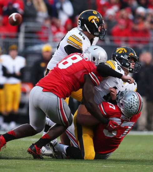 Iowa has arrived at 'Survival Saturday'