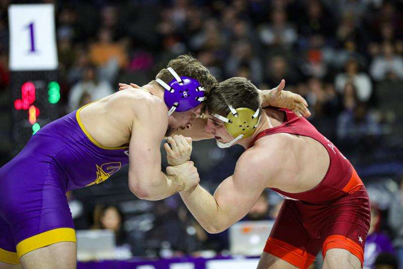 What pulling Abe Assad's redshirt means for Iowa wrestling moving forward