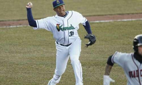 Jose Martinez continues to turn around his season with Cedar…