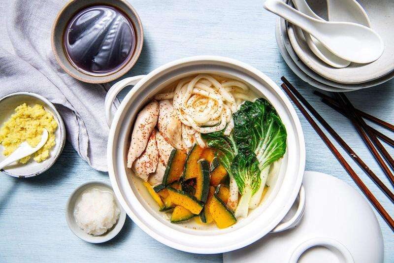 The most comforting chicken soup we all need now