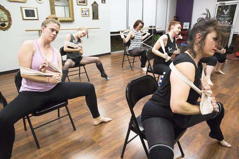 Studio owner empowers women through dance, confidence program