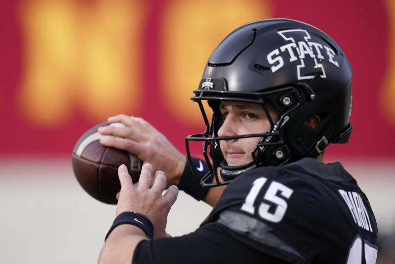 Brock Purdy has 25 Iowa State football records and is on the verge of setting even more
