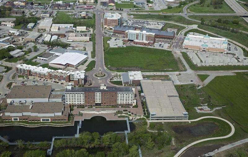 University of Iowa Health Care eyes expanding Coralville footprint near Iowa River Landing