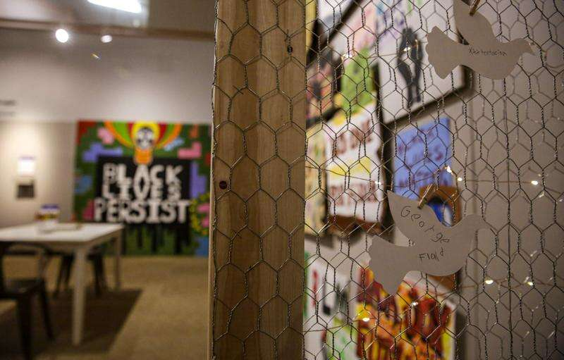 African American Museum of Iowa exhibit sheds light on protests, movements