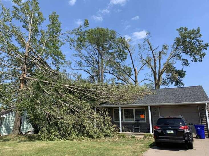 Cedar Rapids works to repair hundreds of properties damaged in derecho