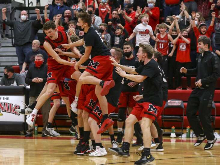Monticello back to boys' state basketball tournament, this time in Class 3A