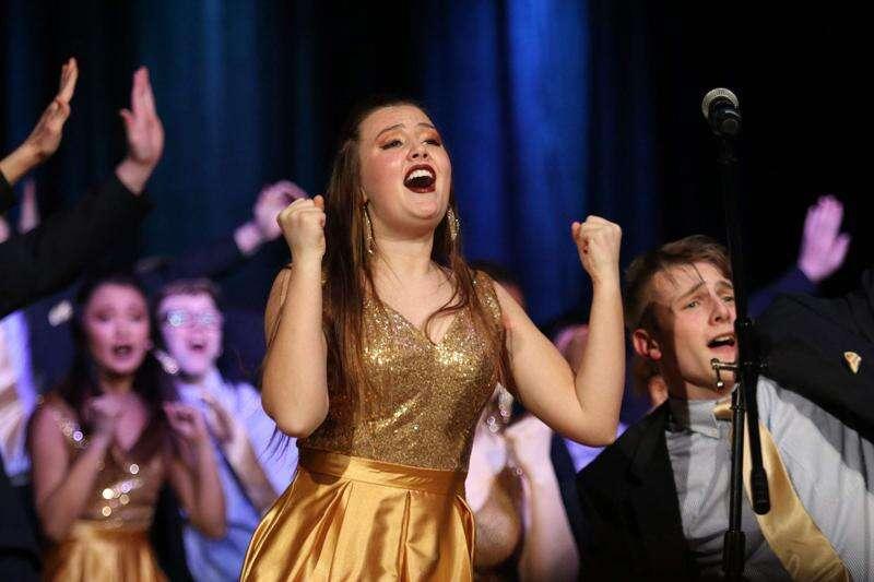 Mt. Pleasant show choir invitational canceled