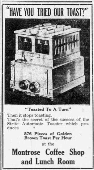 Time Machine: An Iowan invented the pop-up toaster