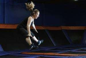 Skyrobics, jump-starting the heart