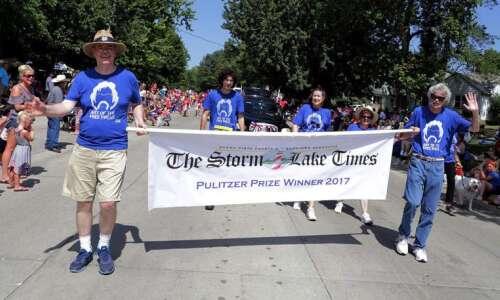 Pulitzer Prize-winning journalist to appear at Iowa City documentary screening