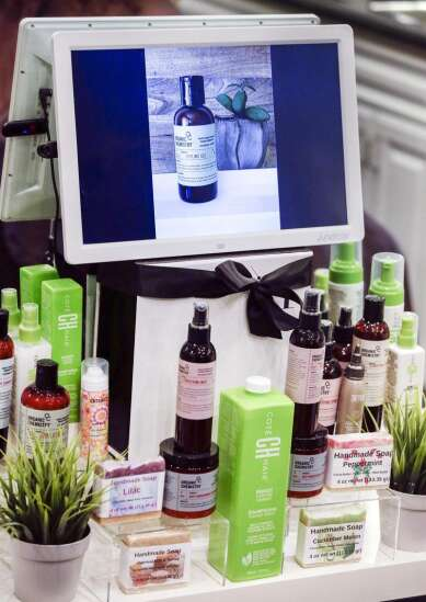 North Liberty salon rebrands, adds organic beauty products as the Green Room