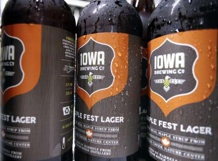 Hops on hold: Breweries in Iowa feeling effects of government shutdown