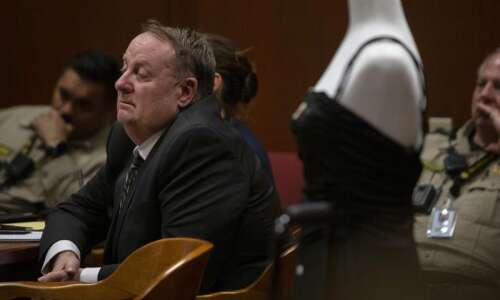 DNA expert testifies Jerry Burns DNA 'consistent' with stain found…