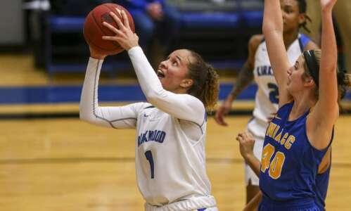 Photos: Kirkwood women's basketball hosts NIACC