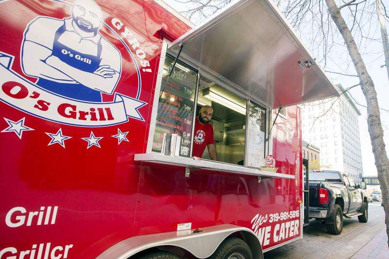 Chew on This: O's Grill food truck opening restaurant in Cedar Rapids