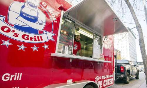 O's Grill food truck to open restaurant in Cedar Rapids
