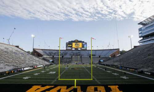 University of Iowa hasn't finalized athletics loan terms, interest rate