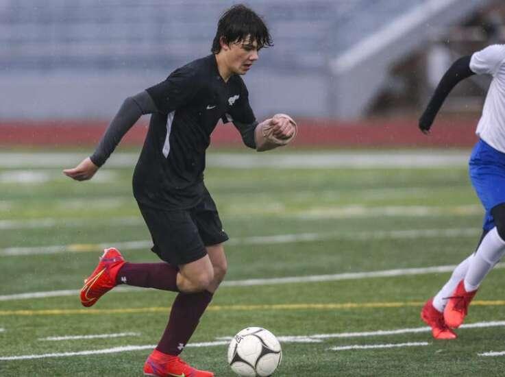 Photos: Boys soccer jamboree at Kingston Stadium