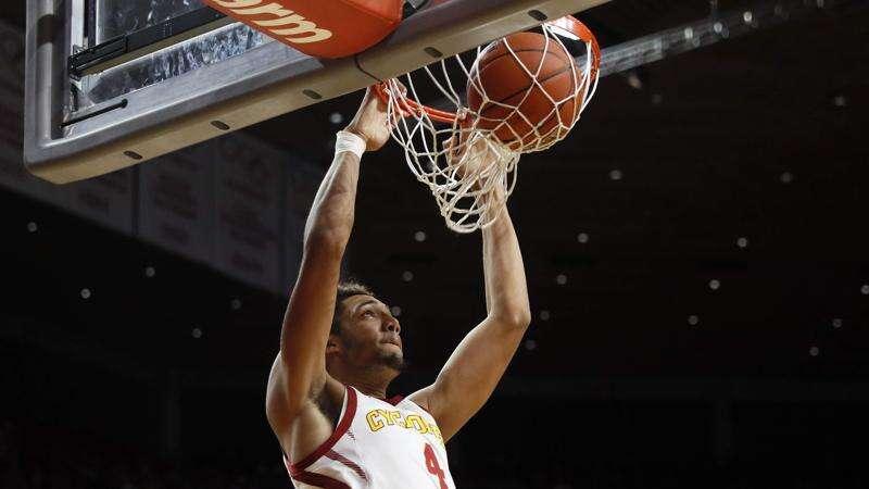 George Conditt brings added element to Iowa State basketball frontcourt