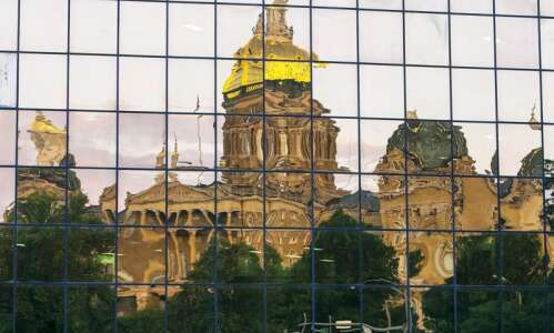 OSHA urges more COVID-19 precautions at Iowa Capitol