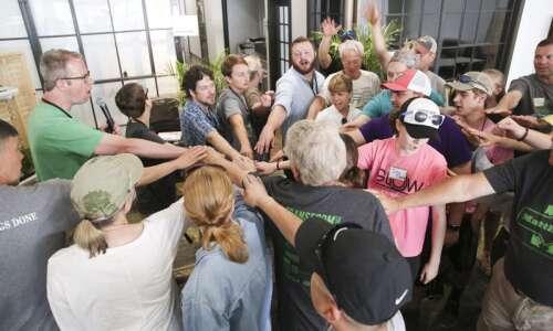 Matthew 25's Transform Week: Hundreds of volunteers in Cedar Rapids…