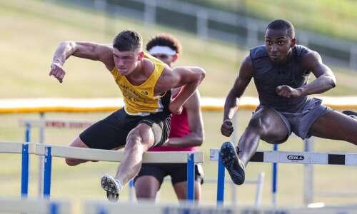 Track Guy Carnival: Kennedy's Drew Bartels shines in long jump,…