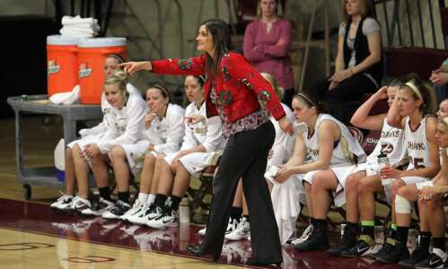 Former Hawkeye, Coe coach Randi Henderson battling a different opponent