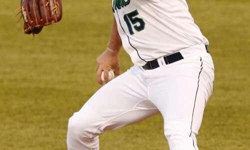 Cedar Rapids Kernels fall to Lansing, but Colton Davis keeps…