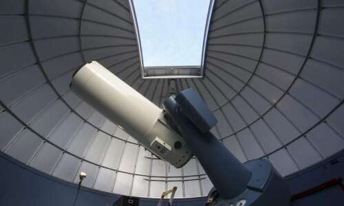 Eastern Iowa Observatory offers a chance to see the stars…