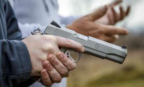 Iowa Democrats vie for 'Back the Blue' mantle during gun…