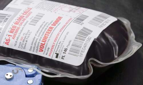Now is a crucial time to donate blood in Iowa
