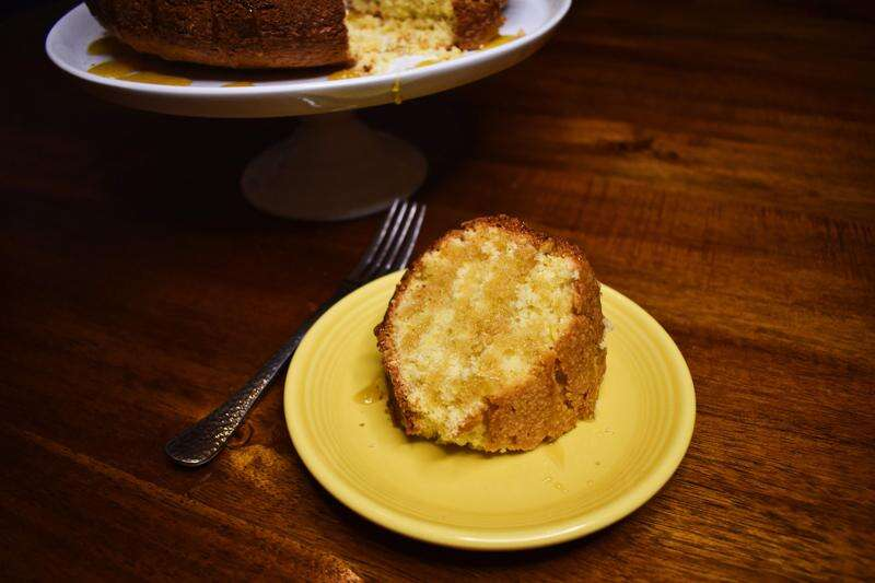 Be ready to host friends again with Bolo de Laranja (orange cake)