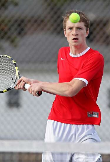 Marion's Scott shoots for state one last time