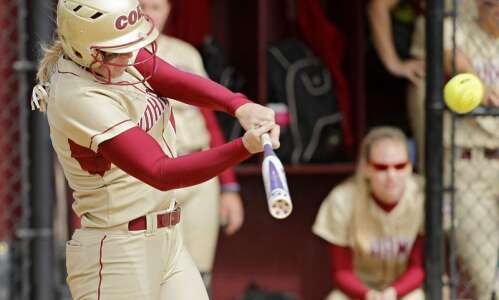 Coe softball a smashing success with homegrown roster