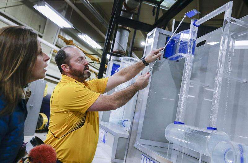 Other states look to UI-based Iowa Flood Center for expertise