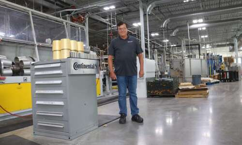 Continental manager celebrates 50th year with the company