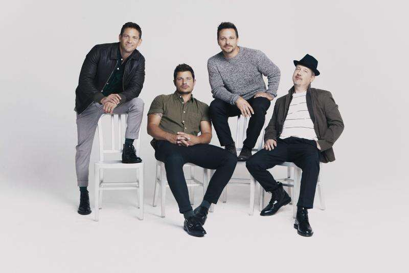 From boy band to Broadway and back: 98 Degrees performing at Riverside Saturday