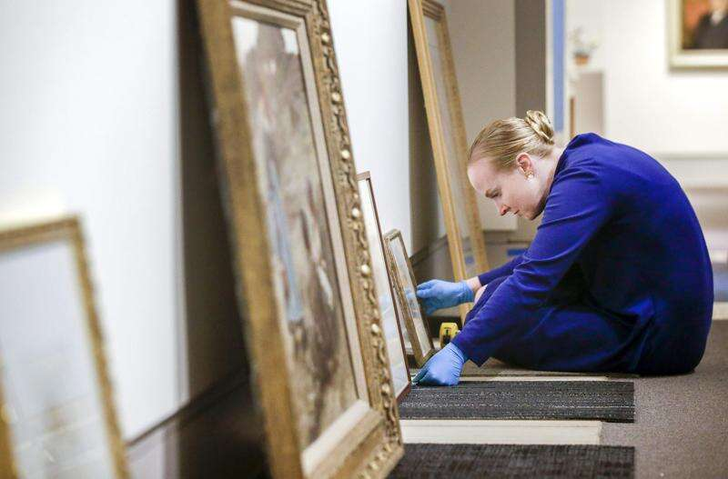 Virtual doors wide open: Cedar Rapids Museum of of Art striving to make an impression online