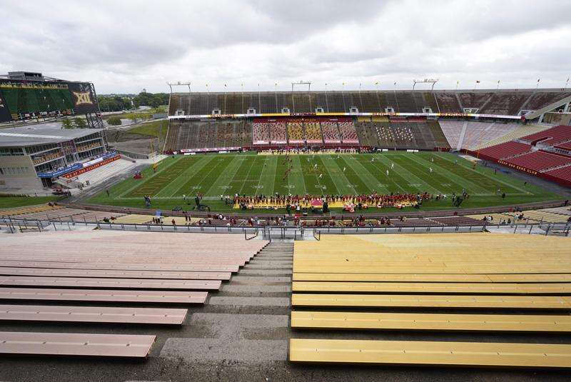 For Iowa State football, 2020 opener was surreal, not special