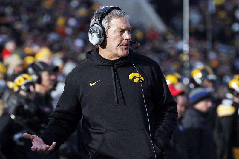 Nebraska 37, Iowa 34 (OT): 'That's football'