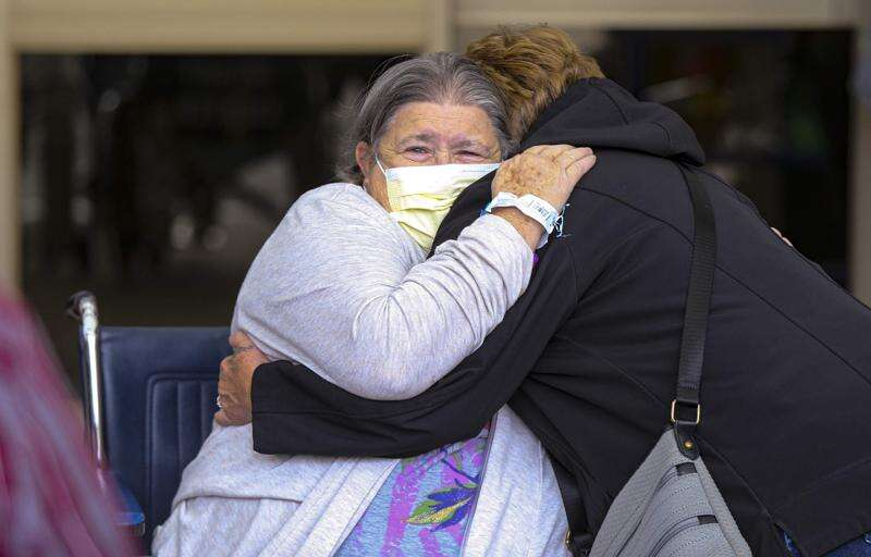 For one Cedar Rapids couple, a slow recovery after derecho, COVID-19