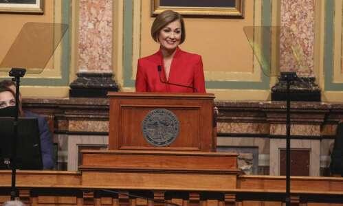 Gov. Kim Reynolds proposes $8.1 billion budget