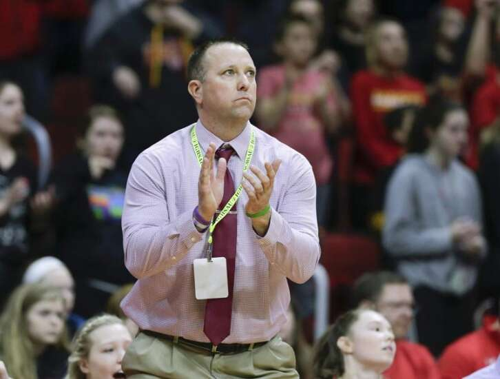 Marion AD, girls' basketball coach Corby Laube on administrative leave