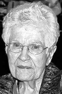 Marietta Maurine Yoder