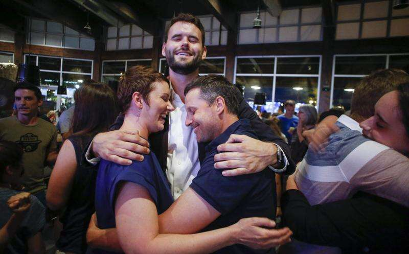 Wahls claims Senate District 37 primary victory