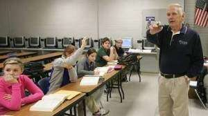 Xavier High School one of two Iowa schools still teaching Latin