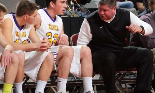Keota boys' basketball puts together another great season despite graduation…