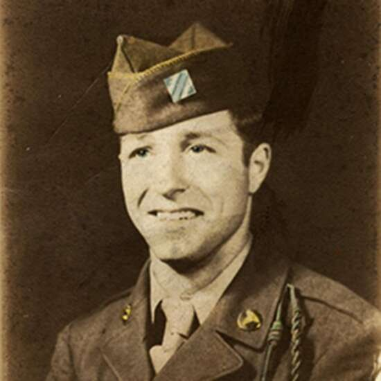 Vinton man who helped liberate concentration camp to be featured in upcoming film